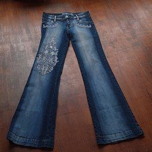 Blue Finger jeans